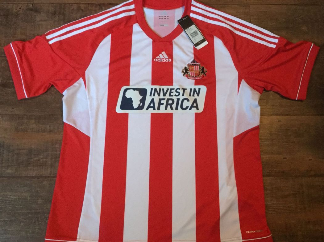 Global Classic Football shirts | 2012 Sunderland Vintage Old Retro Soccer Jerseys